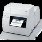 toshiba b-452 barcode label printer