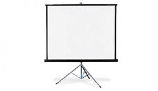 Portable Tripod Screen