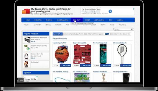 Sports Shop Software in Pakistan