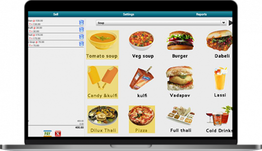 Fast Food Restaurant Software