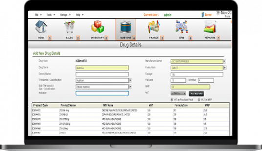 Medical Store Software in Pakistan
