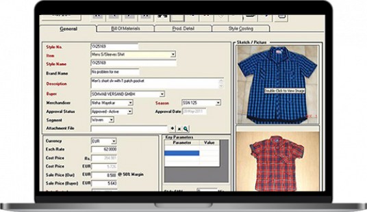 Clothing Software in Pakistan