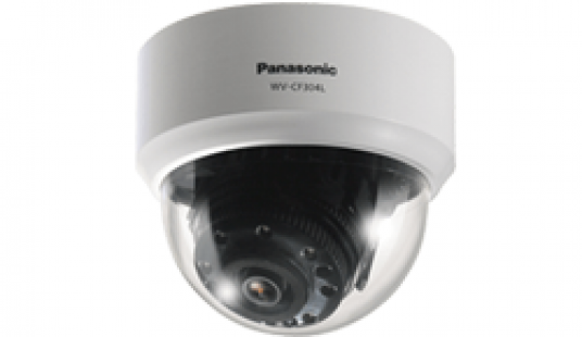 Panasonic CCTV Camera – WV-Cf304l Camera