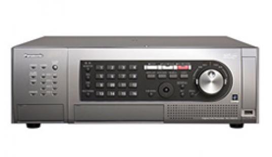 Panasonic Digital Video Recorder – WJ-HD716