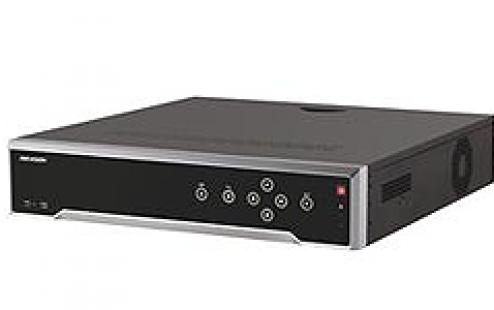 Hikvision 32 Channels Embedded 4K NVR