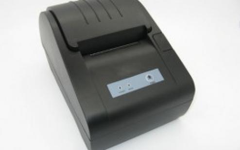 Black Copper 58Mm Thermal Receipt Printer Bc 5890