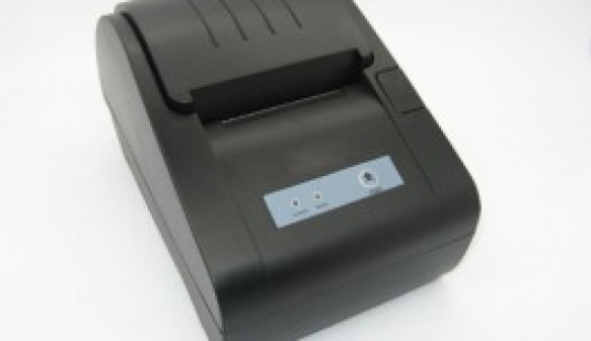 Black Copper 58Mm Thermal Receipt Printer Bc 5890