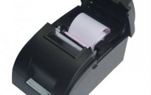 Dot Matrix Printers Receipt Bc 7650