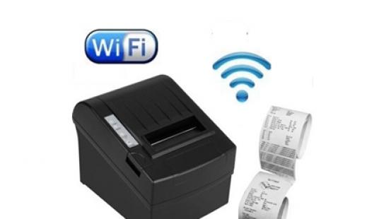 Cloud Wifi 80mm Thermal Receipt Printer