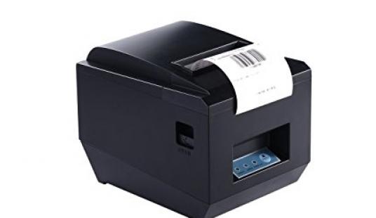 Cloud Wireless Thermal Printer CWP80U