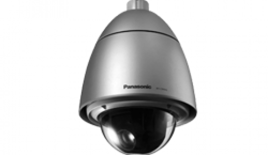 Weather Resistant Dome Camera – WV-CW590